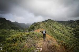 Ascending Wailupe Loop